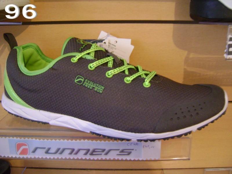 Runners patike TRI BOJE 2999din.