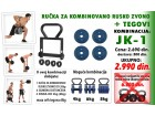 Rusko Zvono - Kombinovano + tegovi 8kg