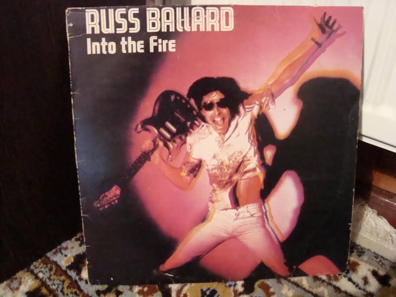 Russ Ballard, Barnet Dogs, The - Into The Fire