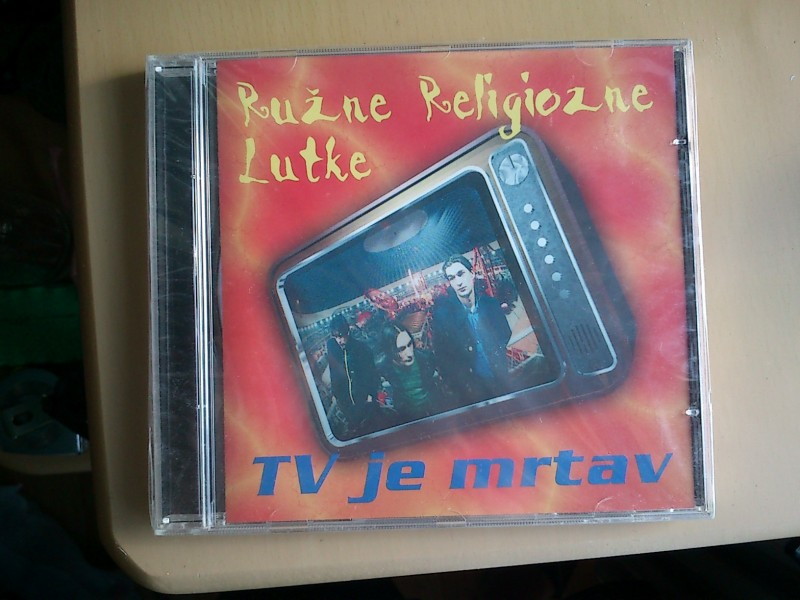 Ružne Religiozne Lutke - TV Je Mrtav