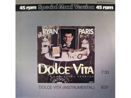 Ryan Paris - Dolce Vita (Original Version)