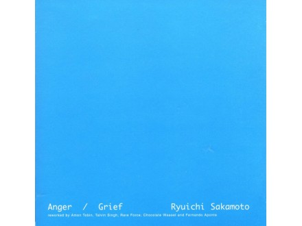 Ryuichi Sakamoto - Anger / Grief