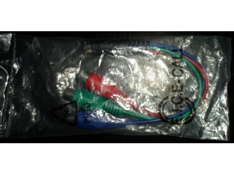 S-Video RCA kabl