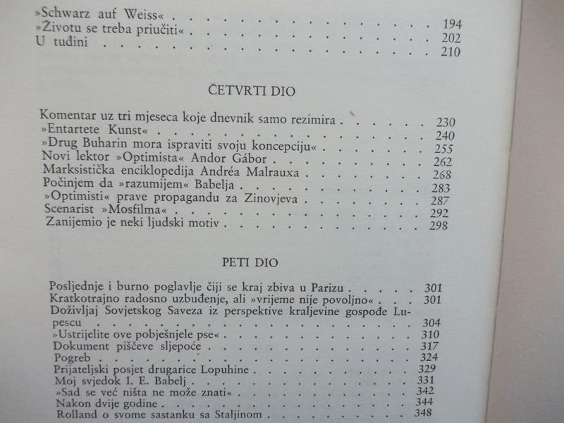 SABLAST KRUŽI EVROPOM - ERVIN ŠINKO