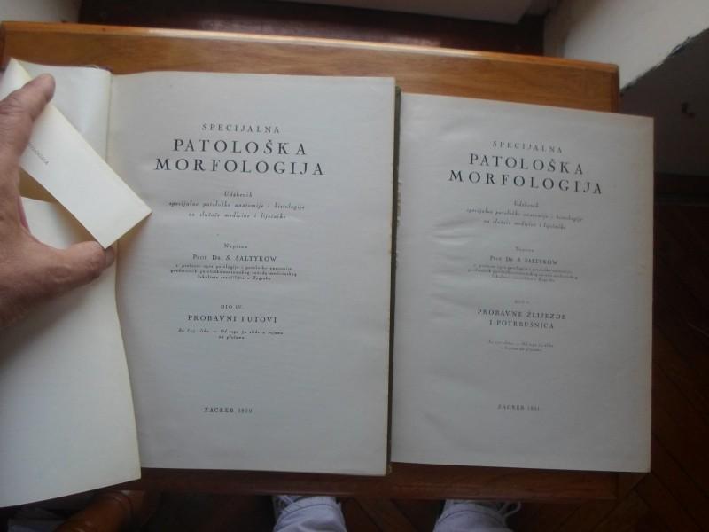 SALTIKOW - SPEDIJALNA PATOLOŠKA MORFOLOGIJA 4-5