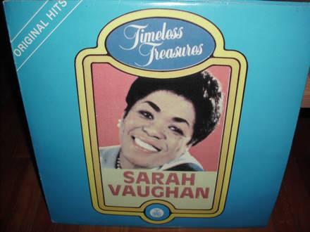 SARAH VAUGHAN - Timeless Treasures - 16 Original Hits