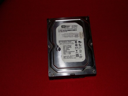 SATA Hard Disk 160GB WD1600AAJS-00B4A0