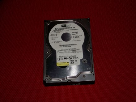 SATA Hard Disk 250GB WD2500KS-00MJBO