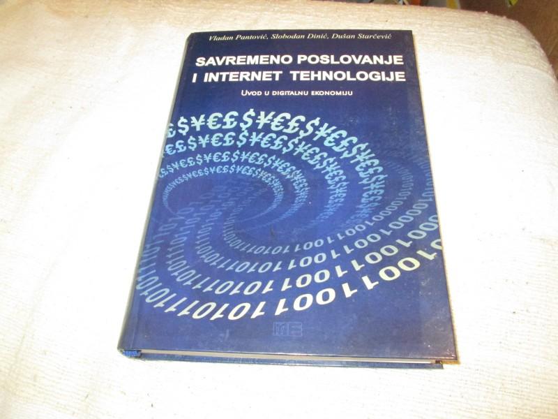 SAVREMENO POSLOVANJE I INTERNET TEHNOLOGIJE