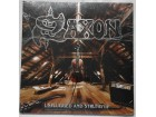 SAXON  -  2LP  UNPLUGGED  AND  STRUNG  UP