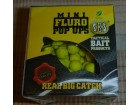 SBS mini fluoro popups 20g 8mm - Ananas