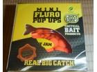 SBS mini fluoro popups 20g 8mm - Strawberry Jam