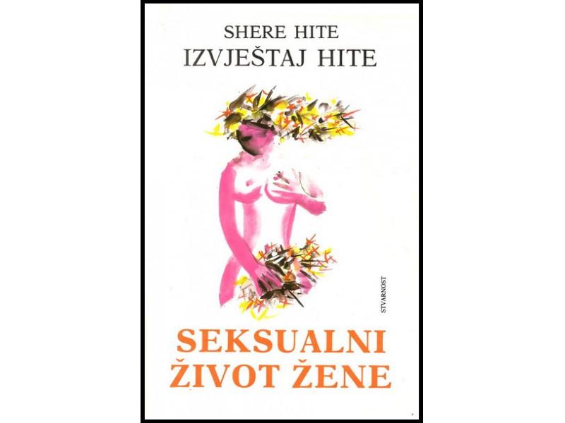 SEKSUALNI ŽIVOT ŽENE - IZVEŠTAK HITE - SHERE HITE