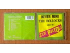 SEX PISTOLS - Never Mind The Bollocks...(CD) Made in UK