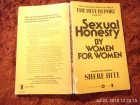 SHERE HITE, SEXUAL HONESTY BY WOMEN FOR WOMEN