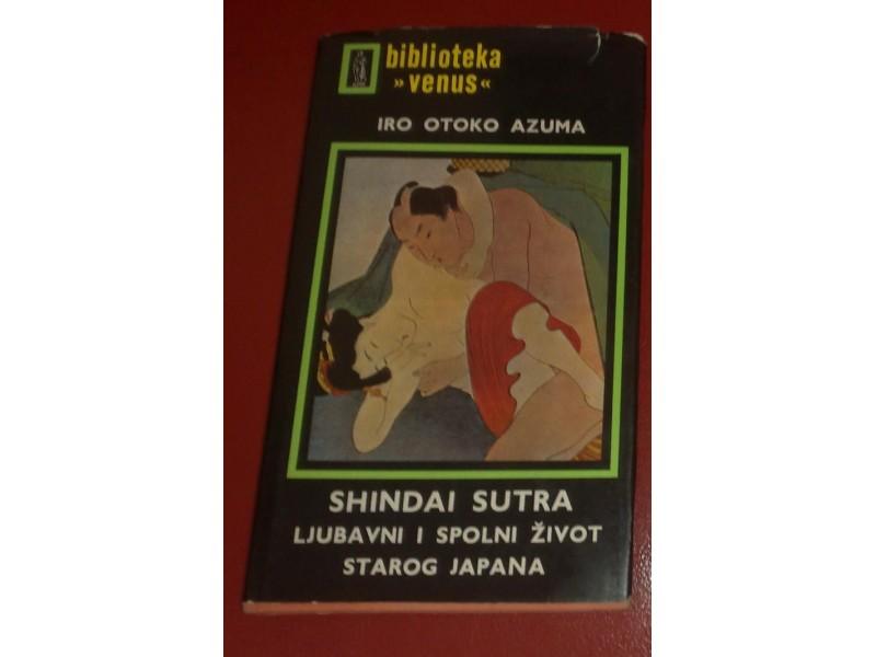 SHINDAI SUTRA-LJUBAVNI I SPOLNI ZIVOT STAROG JAPANA