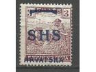 SHS Hrvatska 3 fil žetelice 1918.,čisto