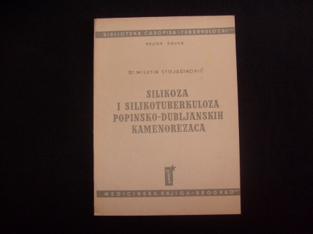 SILIKOZA I SILIKOTUBERKULOZA