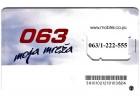 SIM KARTICA 063/1-222-555
