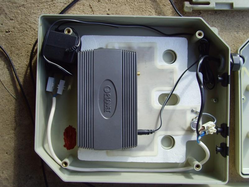 SIMENS ODBOX S30122-U5595-X + Planet access point