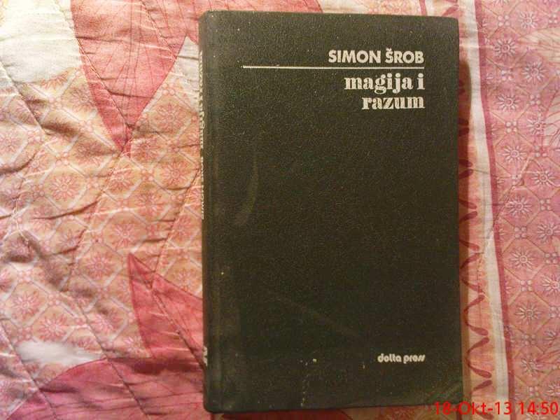 SIMON SROB --  MAGIJA  I RAZUM