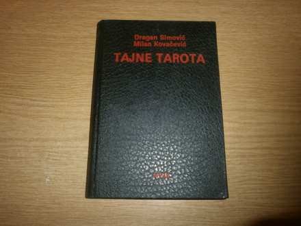 SIMOVIC,KOVACEVIC    TAJNE TAROTA