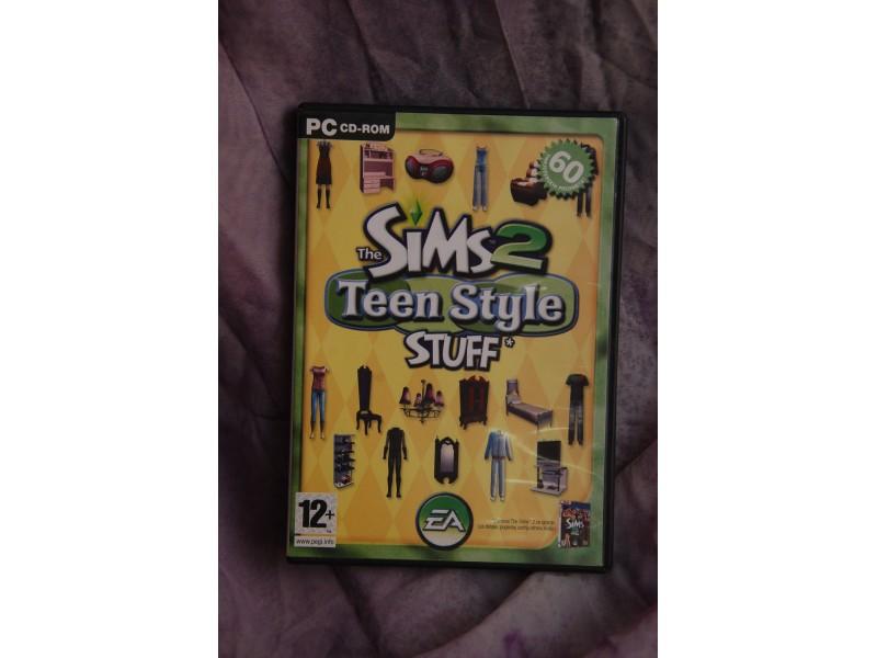 SIMS 2 TEEN STYLE STUFF