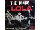 SINGL: THE KINKS - LOLA (UK PRESS)