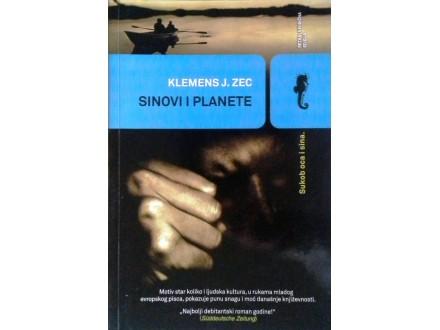 SINOVI I PLANETE - Klemens J. Zec