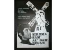 SIROMA SAM AL` SAM BESAN (1970) Ljubiša Samardžić FILMSKI PLAKAT