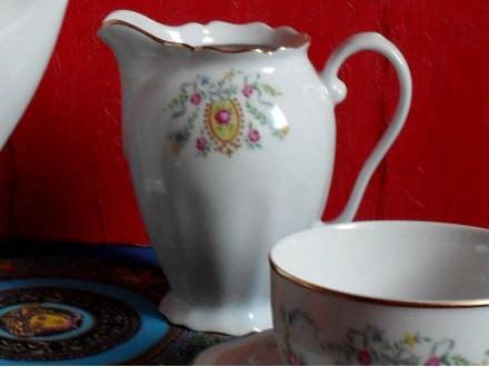 SKUPOCENA za Mleko - češki porcelan H&C