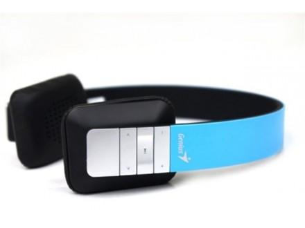 SLUŠALICE Genius HS-920BT blue(bluetooth+mic)