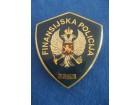 SLUZBENA ZNACKA FINANSIJSKE POLICIJE REPUBLIKE CRNE GOR
