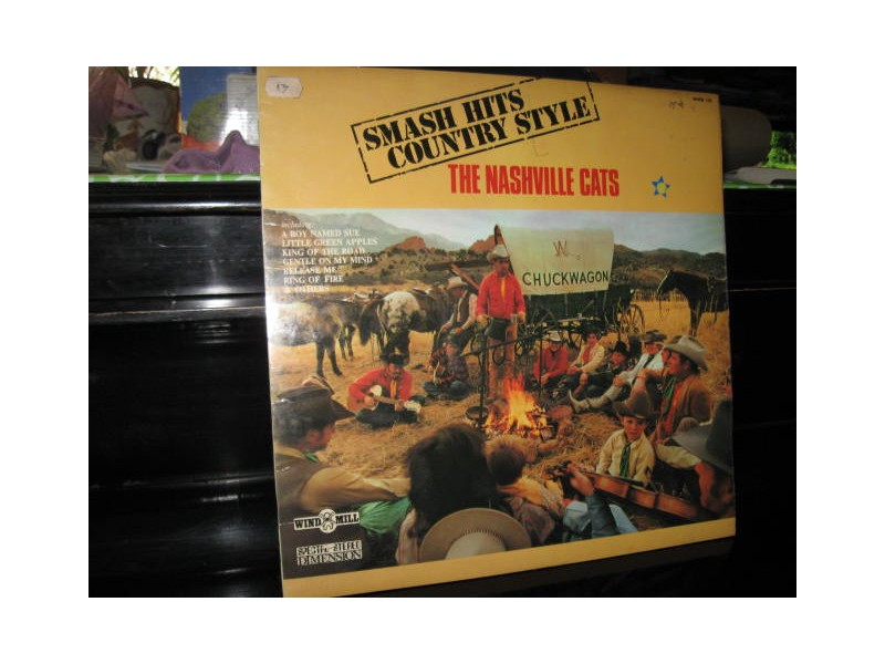 SMASH HITS - COUNTRY STYLE