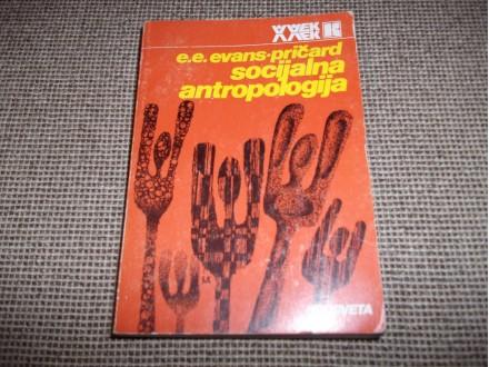 SOCIJALNA ANTROPOLOGIJA - E.E.Evans-Pričard