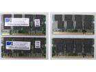 SODIMM TwinMOS DDR1 2GB (2x1GB) uparene