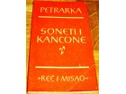 SONETI I KANCONE - Frančesko Petrarka