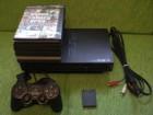 SONY PlayStation 2 cipovan + 15 igara na DVD