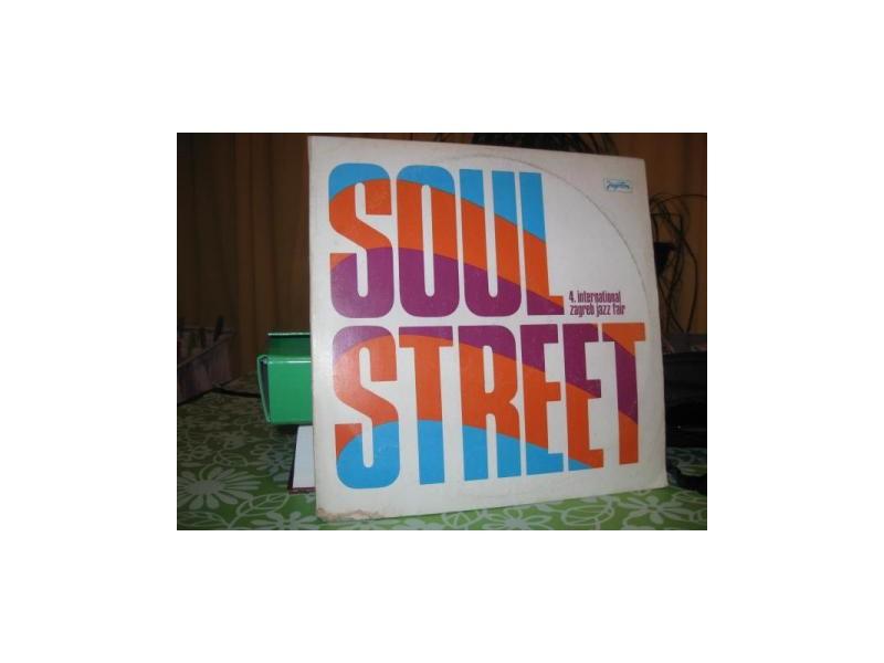 SOUL STREET - 4. INTERNACIONAL ZAGREB JAZZ FAIR