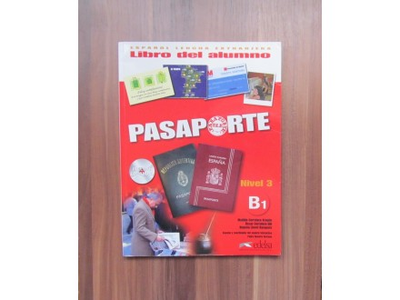ŠPANSKI JEZIK - Pasaporte