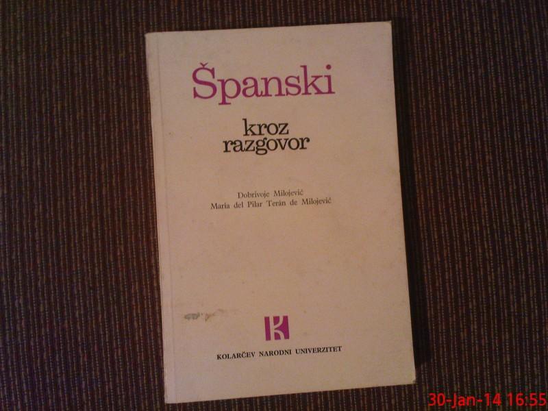 SPANSKI  KROZ  RAZGOVOR