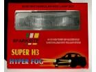 SPARKRITE - SUPER H3 - 12V - Quartz- Halogen - UK