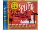SPLITSKI FESTIVAL 57. 2017 FEST.ZAB.GLAZBE 2CD