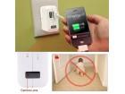 SPY kamera-dupli punjač za mobilni telefon