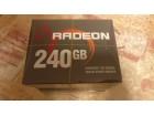 SSD 240Gb Radeon R5 hard disk 2.5Inch