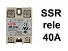 SSR rele - 40A - Solid state relay - 280V upravljanje