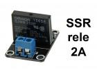 SSR rele modul OMRON - 2A - 240V
