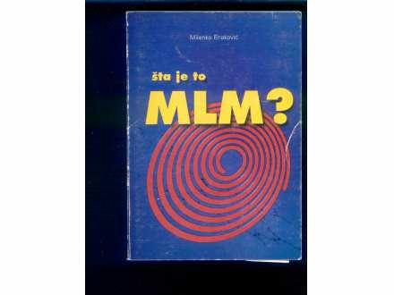 STA JE TO MLM (MULTILEVELMARKETING) M.ERAKOVIC
