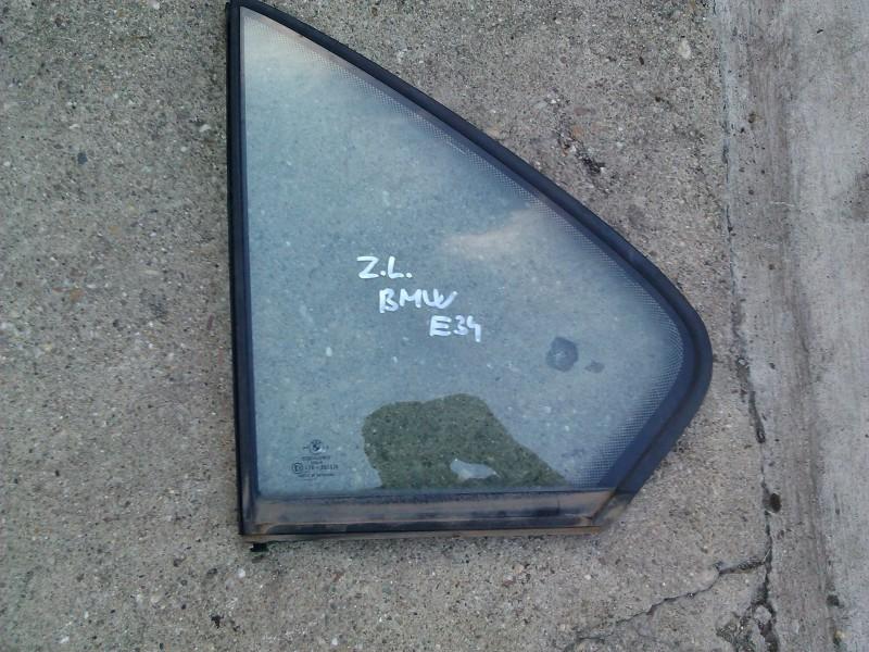 STAKLO ZA BMW E34  limuzina-zadnja leva