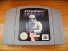 STAR WARS SHADOW OF THE EMPIRE Nintendo 64